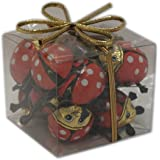 Riegelein Chocolate Mini Ladybugs in Gift Container 100g