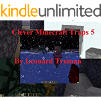 Clever Minecraft Traps 5 (Clever Block Game Traps)
