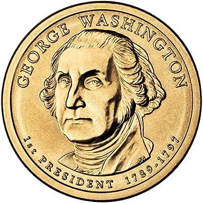 2007 S Proof George Washington Presidential Dollar Choice Uncirculated US Mint