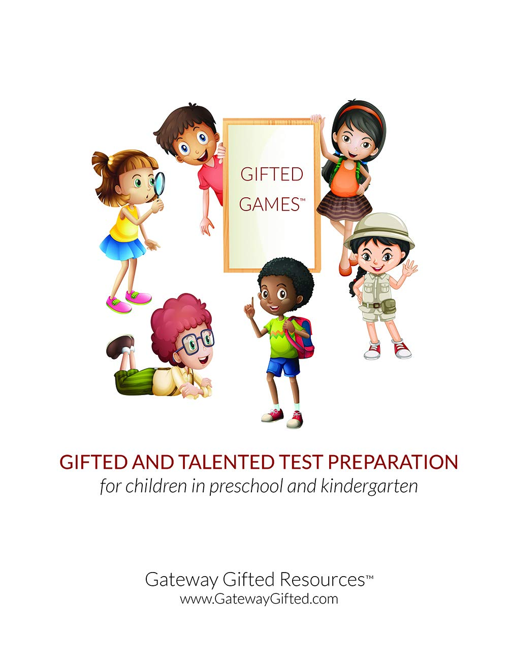 Amazon.com: Gifted and Talented Test Preparation: Gifted test prep book for the OLSAT, NNAT2, and COGAT; Workbook for children in preschool and kindergarten ...