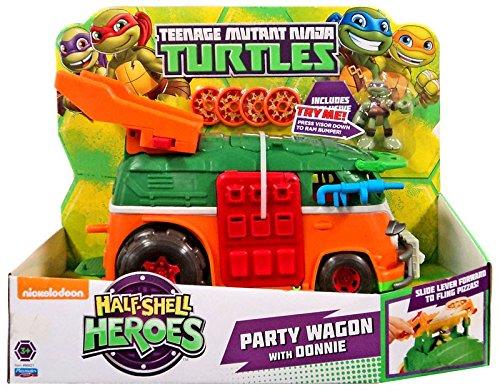 (Teenage Mutant Ninja Turtles Pre-Cool Half Shell Heroes Party)