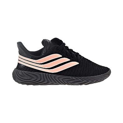 b63c97a127520 Amazon.com | adidas Sobakov Mens in Core Black/Chalk Coral | Shoes