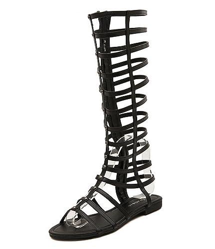 Bianco Chelsea Stiefel braun Damen Schuhe Leder BDWIXSARP