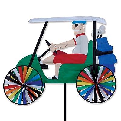 Premier Kites 35 in. Golf Cart Spinner : Golf Cart Accessories : Garden & Outdoor