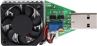 KKmoon DC 3.7-13V USB regolabile corrente costante del carico elettronico 0.15-3.00A Potenza Tester