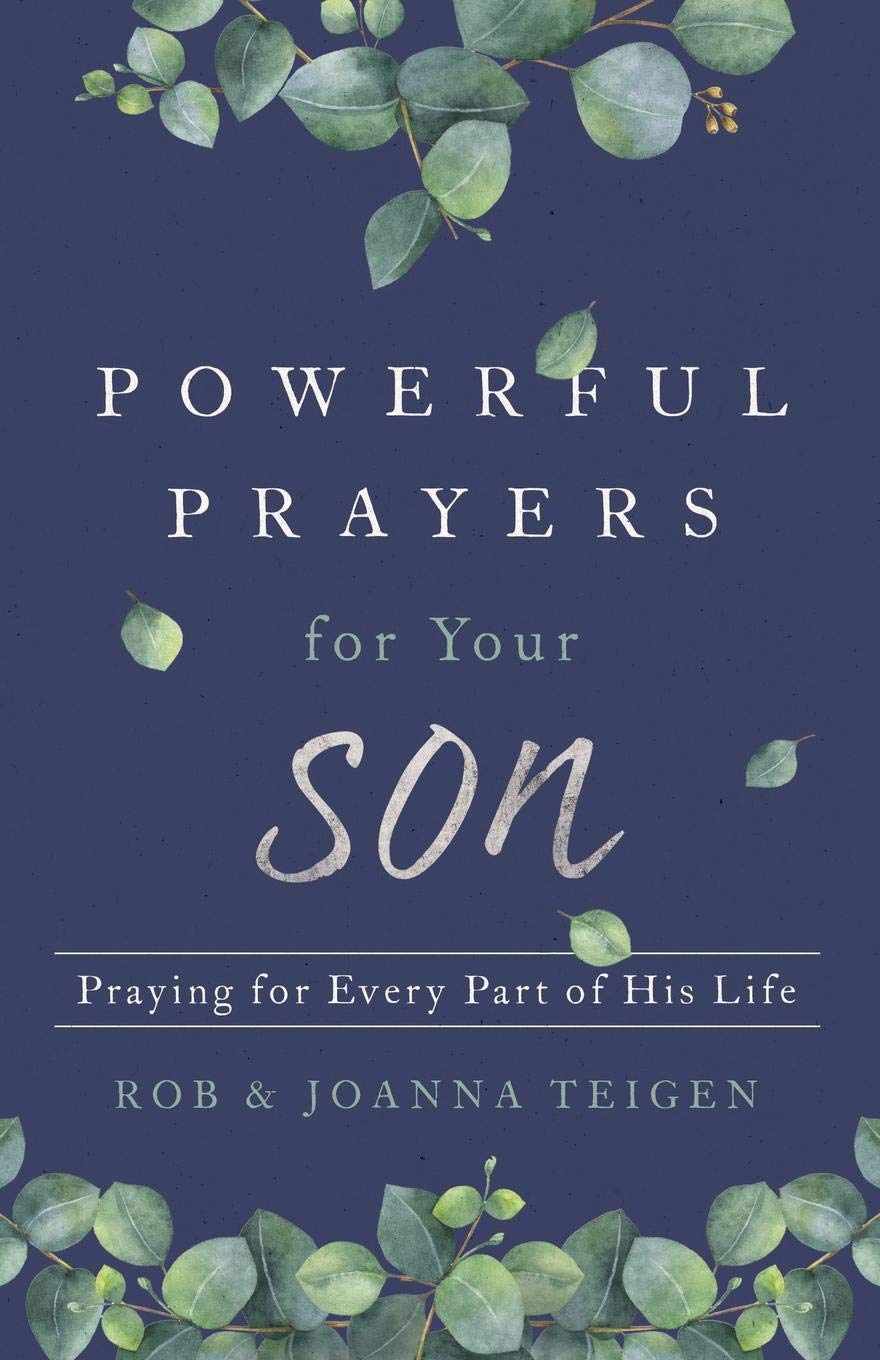 Powerful Prayers For Your Son/Daughter {Two Books: One Review}