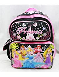 Medium Backpack - Disney Princess - Black