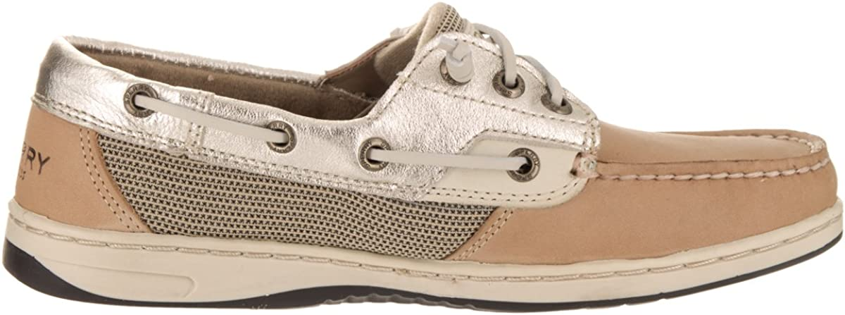 Sperry Top-Sider Rosefish Sparkle Boat Shoe Womens