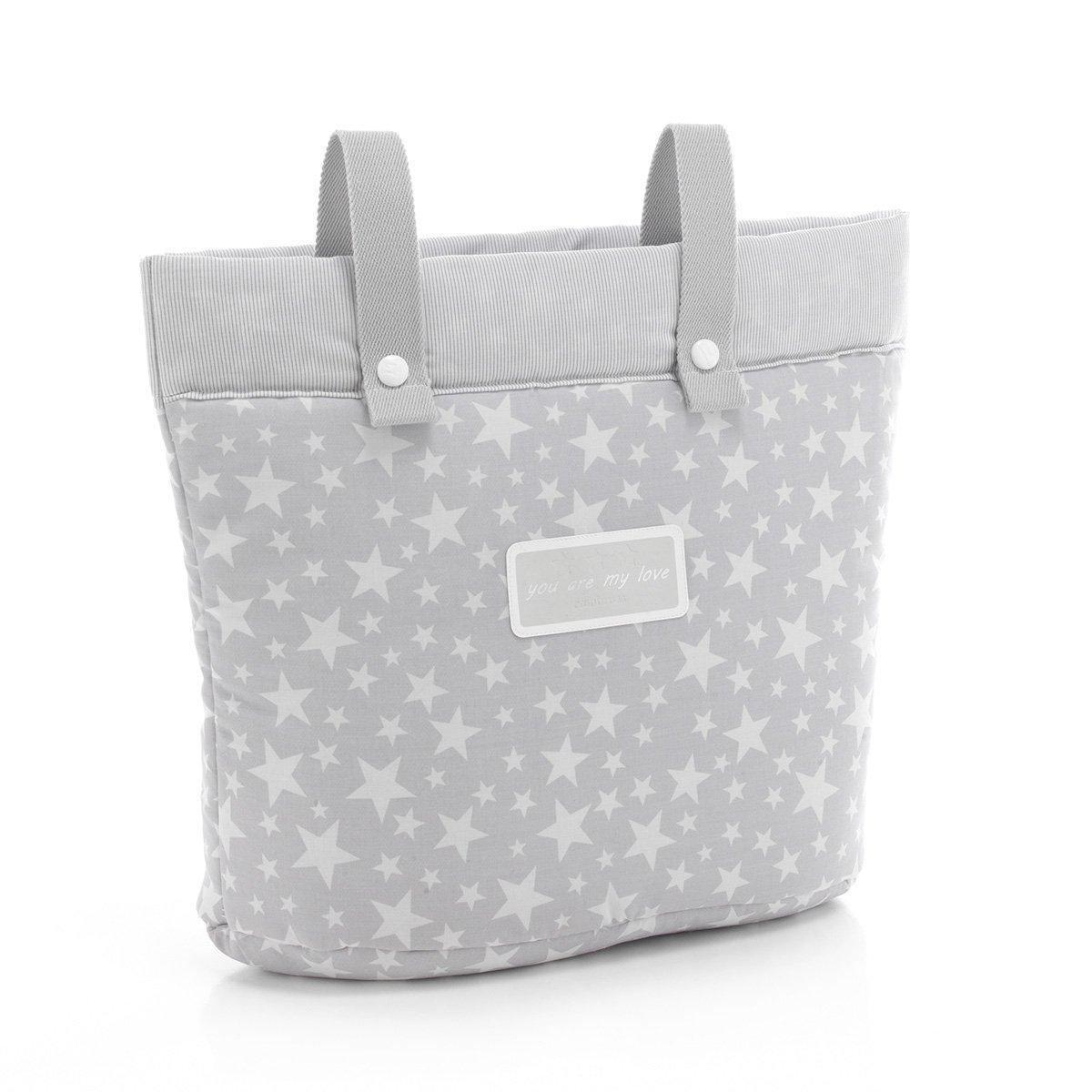 Amazon.com : Cambrass Star Stroller Diaper Bag, Blue : Baby