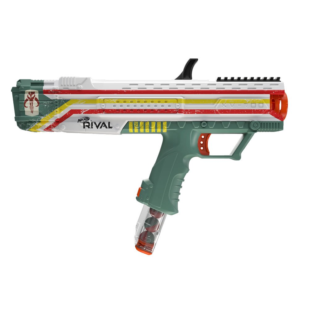 Nerf Star Wars Mandalorian Apollo Blaster & Face Mask