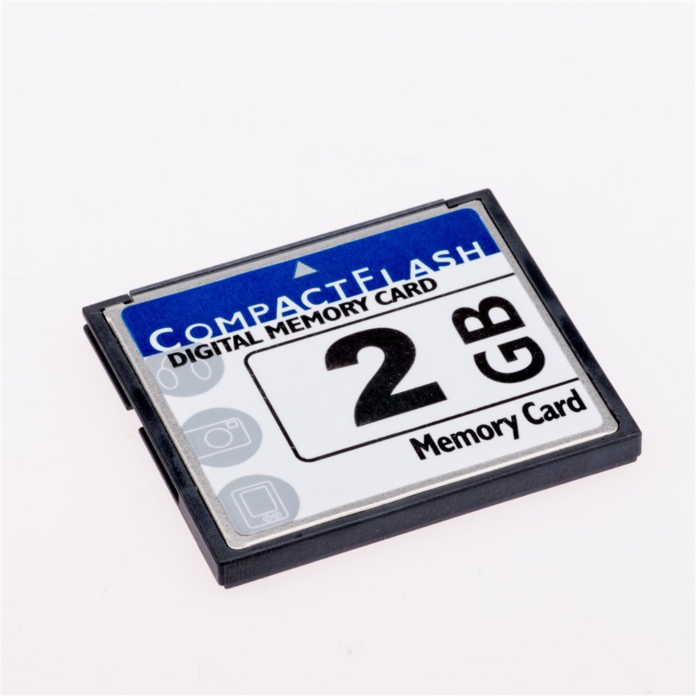 HuaDaWei 2GB Compact Flash Memory Card High Speed SDCFHS-02G-AFFP (2G) Compactflash Card Type I fengshengda