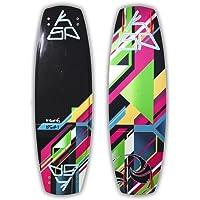 KSP Tisch Insanity Freestyle komplett-Kitesurfen 132/135/138Kite Board Surf
