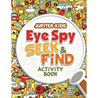 Eye Spy Seek & Find Activity Book