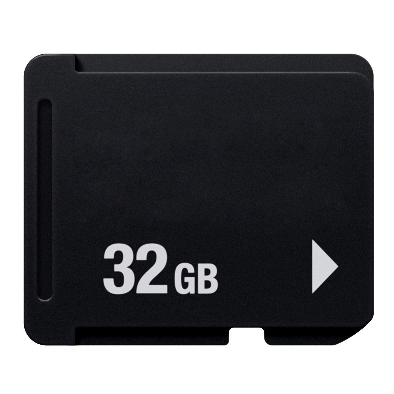 OSTENT 32GB Memory Card Stick Storage for Sony PS Vita PSV1000/2000 PCH-Z081/Z161/Z321/Z641