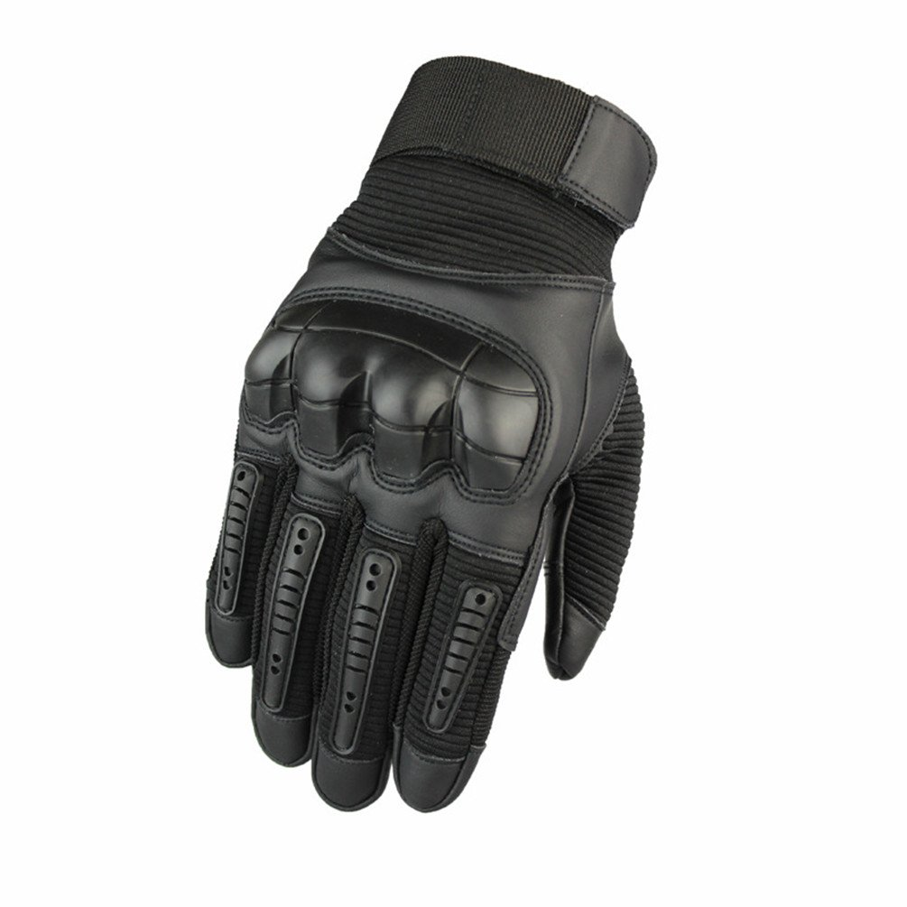Guantes Moto, Guantes de Motocicleta Para Pantallas Táctiles Fullfinger Invierno Tácticos Disparos Paintball Airsoft Guantes Gloves