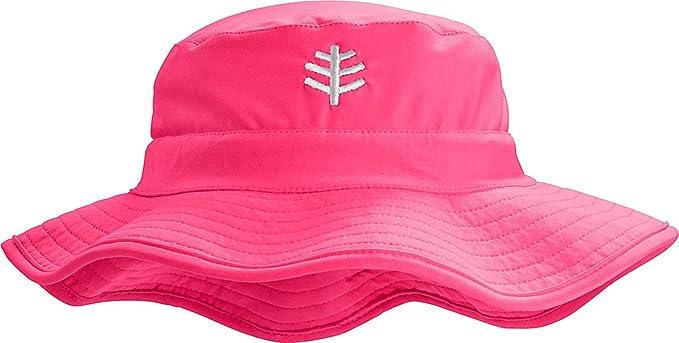 956bcda2146d7 Amazon.com  Coolibar UPF 50+ Kids  Surfs Up Bucket Hat - Sun ...