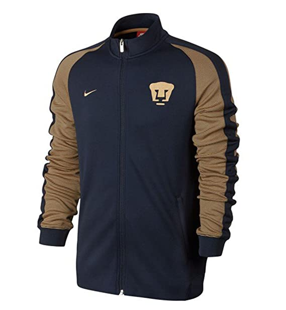 a85ad0c4e Nike Pumas UNAM Men s N98 Track Jacket (XL)  Amazon.ca  Clothing ...