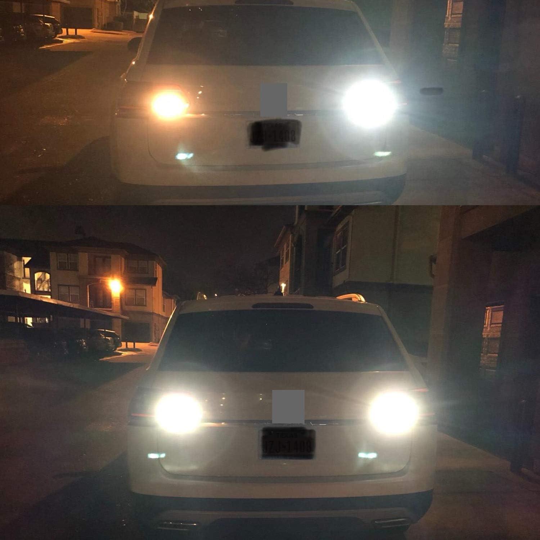 LUMENEX 921 LED Bulbs Backup Reverse Light CANBUS Error Free 87SMD ...
