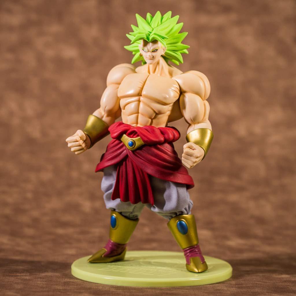 Spielzeug Statue Dragon Ball Spielzeug Saiyan Statue Legendären Super Saiyan Broly Anime Um 26 CM