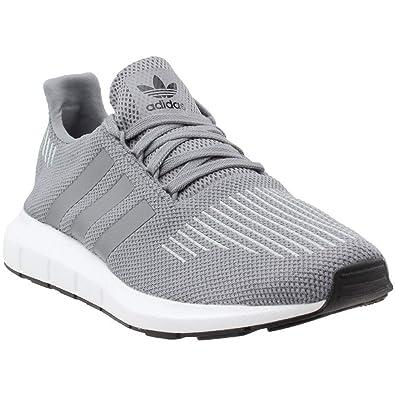 e6a27b3685b22 adidas Originals Men's Swift Run Shoes,grey three fabric, grey three  fabric, core black,13 M US