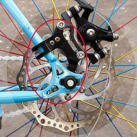 Camino de la bici de la bicicleta del freno de disco del marco ...