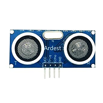 Amazon.com: Measuring Module Ranging Ultrasonic Distance Sensor for  Obstacle Avoidance in Arduino Projects Pack of 2 by Ardest: Industrial &  Scientific