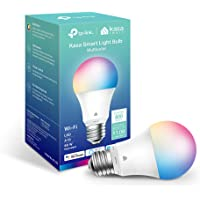 Deals on Kasa Smart Full Color Changing Dimmable Smart WiFi Light Bulb