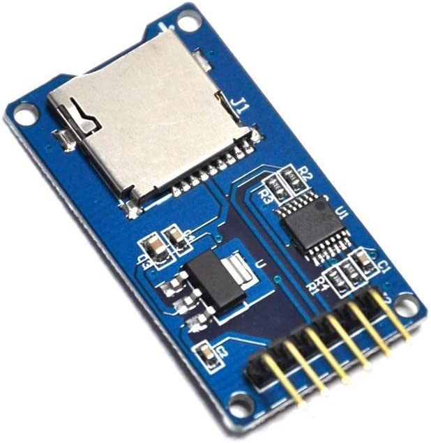 Micro SD Storage Expansion Board Micro SD TF Card Memory Shield Module SPI