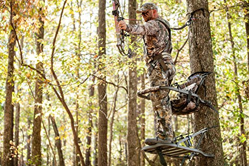 Summit Treestands Mini Viper SD Climbing Treestand, Mossy Oak by Summit Treestands (Image #3)