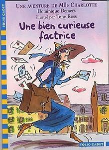 """Afficher """"Une aventure de Mlle Charlotte Une bien curieuse factrice"""""""