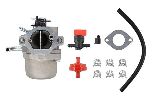 Ajuste de carburador Carb Kit para Briggs & Stratton 593432 794653 ...
