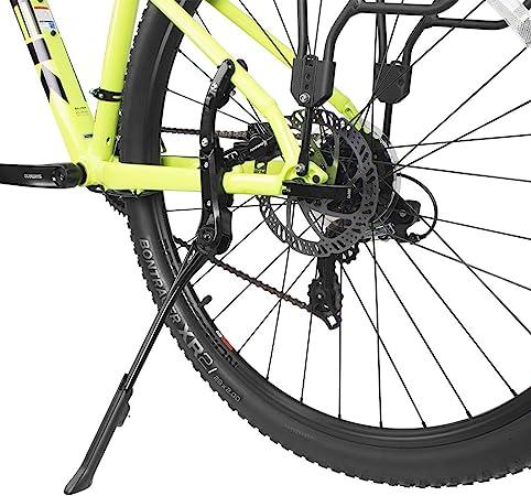 BV - Soporte para bicicleta (aleación ajustable, parte trasera ...