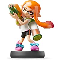 Amiibo Super Smash Bros. Series Action Figure Inkling Girl - Standard Edition