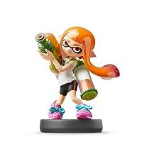 Amiibo Super Smash Bros. Series Action Figure Inkling Girl - Standard Edition