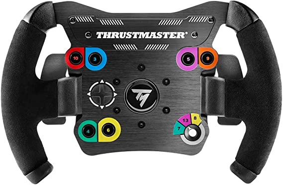 Thrustmaster TM Open Wheel AddOn (Volante AddOn, 28 cm, PS4 / Xbox ...