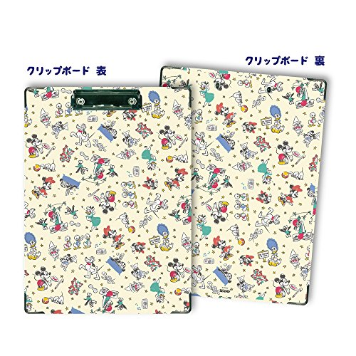 Beverly clipboard Mickey & Friends CLB-001