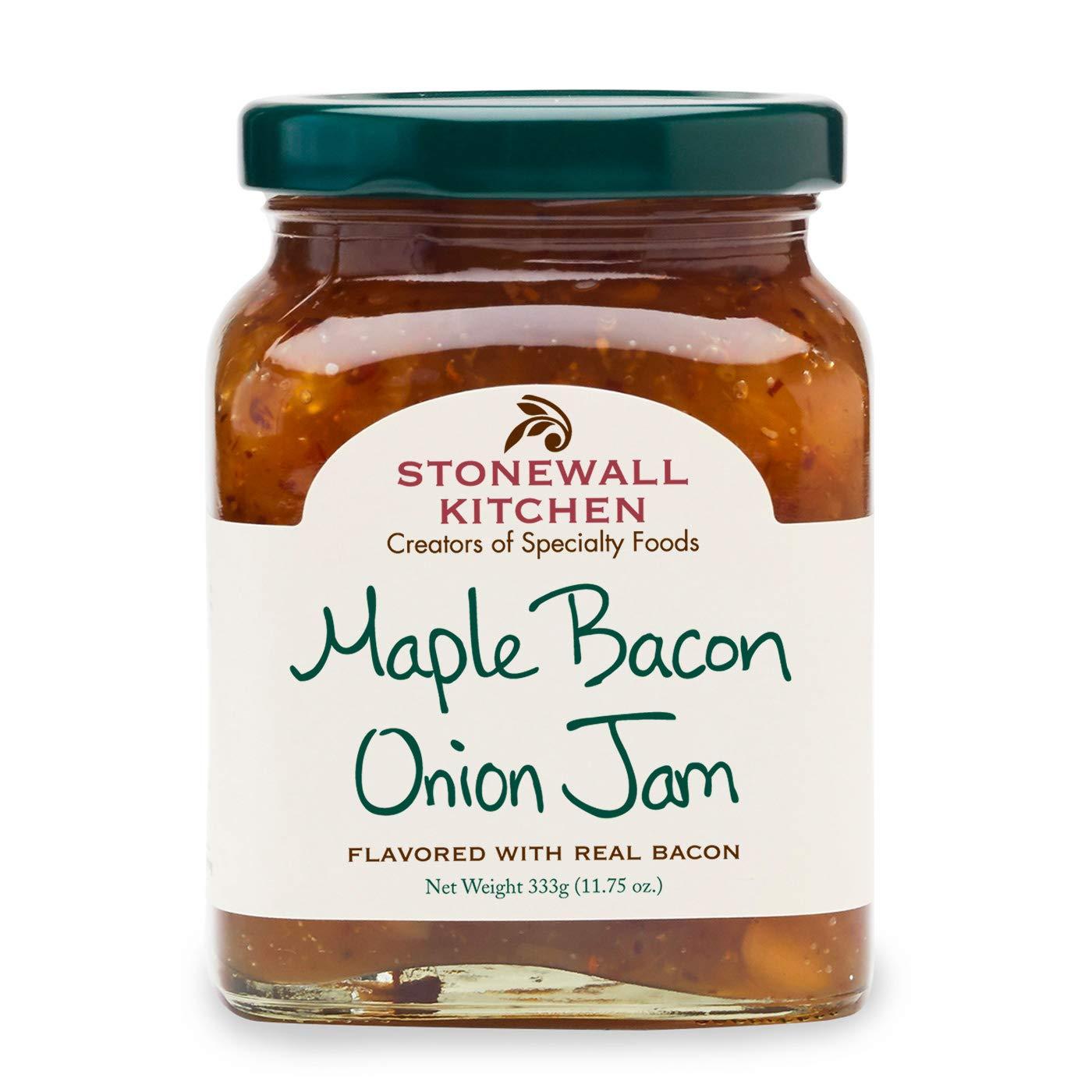 Stonewall Kitchen Maple Bacon Onion Jam, 11.75 oz