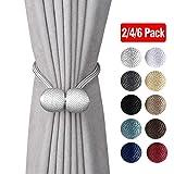 DEZENE 6 Pack Magnetic Curtain