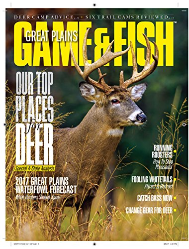 Best Price for Great Plains Game & Fish Magazine Subscription