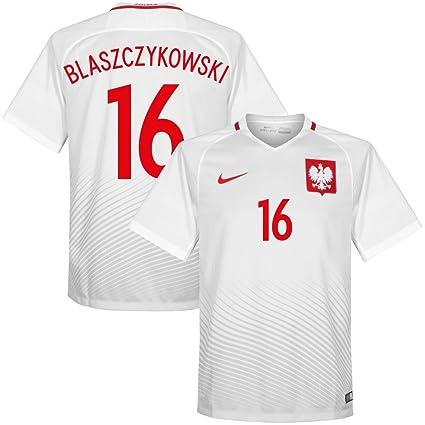 official photos e7436 b4742 fan Amazon Blaszczykowski Jersey Home S Clothing 2016 2017 ...