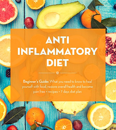 Anti Inflammatory Diet Beginners Yourself ebook product image