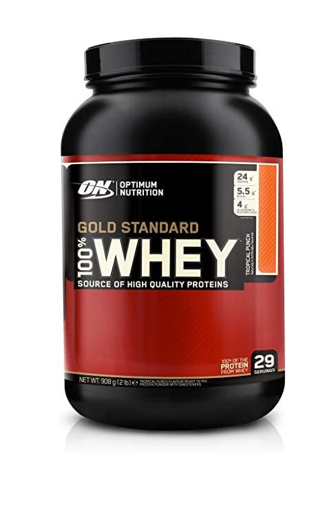 100% Whey Gold Standard 2 lbs (908g)