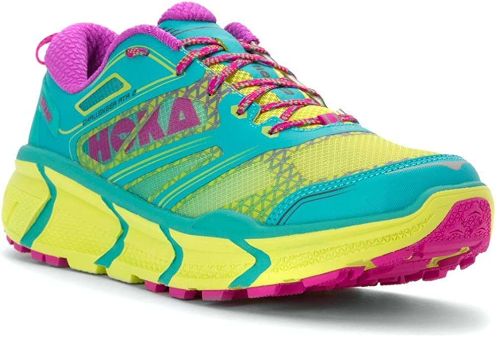 HOKA ONE ONE Women s Challenger ATR 2 Women s Ankle-High Running Shoe