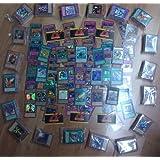 Yugioh Random 100 Card Lots. 1 Secret Rare. 4 Random Foils (Super, Ultra and Ulitimate!!!) and 5 Rares.