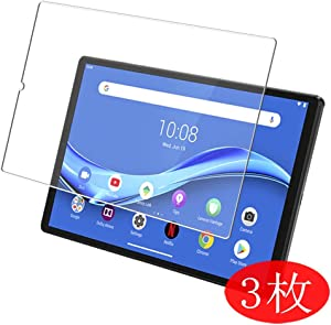 "[3 Pack] Synvy Screen Protector for Lenovo Smart Tab M10 Plus 2nd Gen 10.3"" TPU Flexible HD Film Protective Protectors [Not Tempered Glass]"