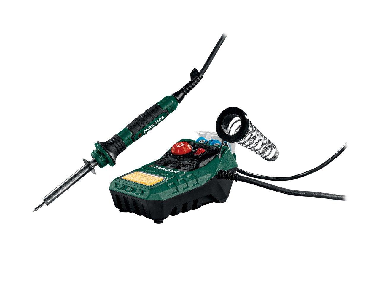 Parkside soldador PLS 48 D2: Amazon.es: Bricolaje y herramientas
