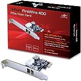 Vantec 3-Port FireWire 400 PCIe Host Card (UGT-FW200)