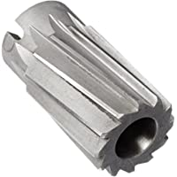 Drill America 2-3//8 High Speed Steel Straight Flute Shell Reamer DWR Series