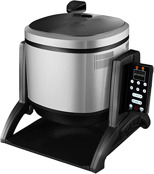 Xiaocaiyidie Commercial Intelligent Robot Cooker Automatic Cooking Pot: Amazon.es