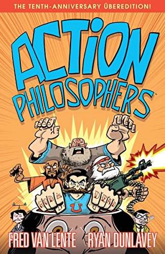 Action Philosophers [Van Lente, Fred] (Tapa Dura)